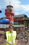 P. Marcin pracuje w McDonald`s